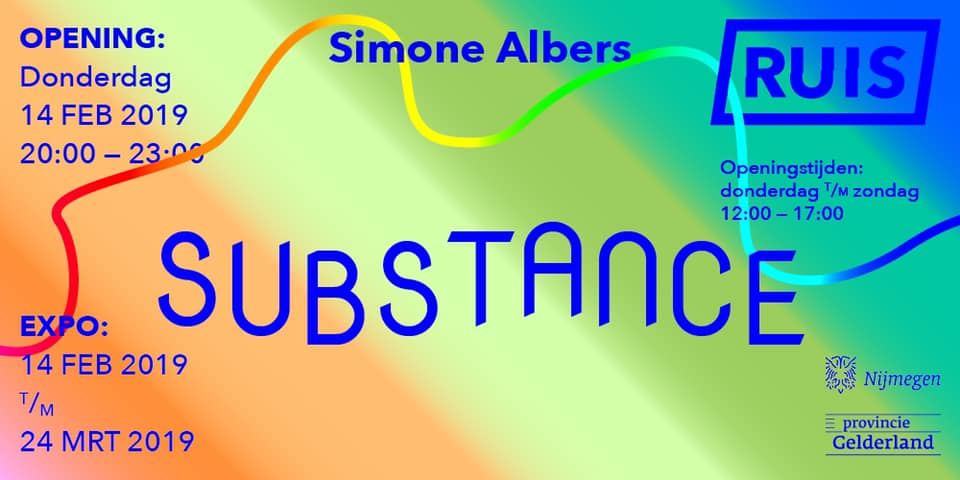 Simone Albers: Substance