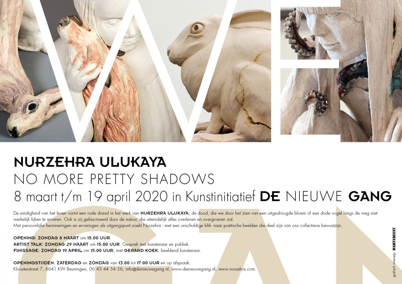 Nurzehra Ulukaya | No more pretty shadows